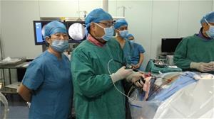 內蒙古手術教學義診Surgical instruction and volunteer medical consultation in Inner Mongolia